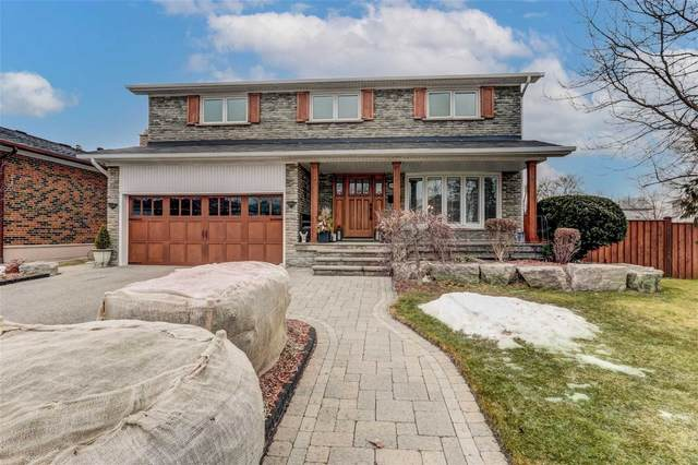 2203 Hensall St, Mississauga, ON L5A 2S6 (MLS #W5136579) :: Forest Hill Real Estate Inc Brokerage Barrie Innisfil Orillia
