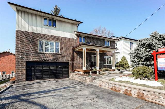 78 E Church St, Brampton, ON L6V 1G4 (MLS #W5136621) :: Forest Hill Real Estate Inc Brokerage Barrie Innisfil Orillia