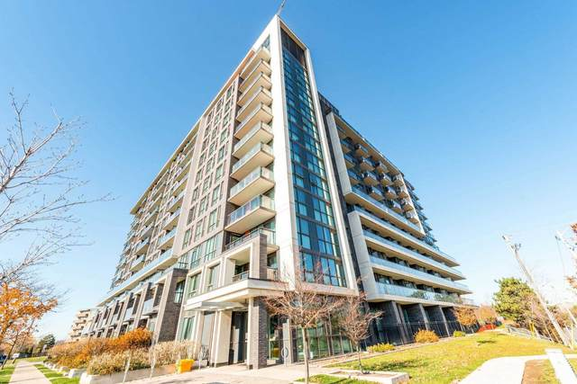 80 W Esther Lorrie Dr #816, Toronto, ON M9W 0C6 (MLS #W5136628) :: Forest Hill Real Estate Inc Brokerage Barrie Innisfil Orillia