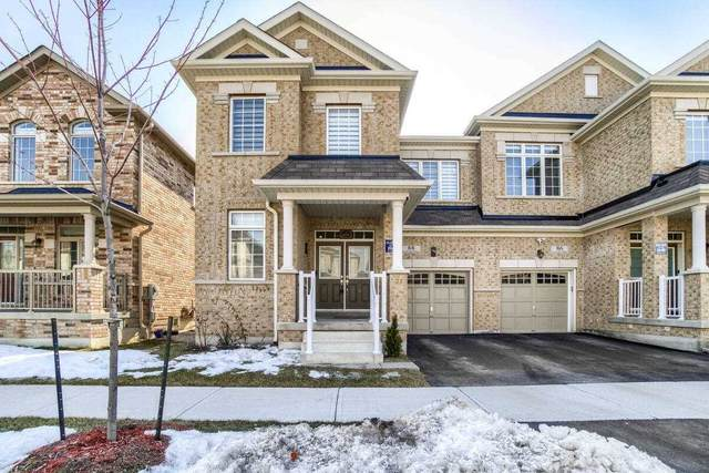 88 Colville Pl, Milton, ON L9E 1G8 (MLS #W5136635) :: Forest Hill Real Estate Inc Brokerage Barrie Innisfil Orillia