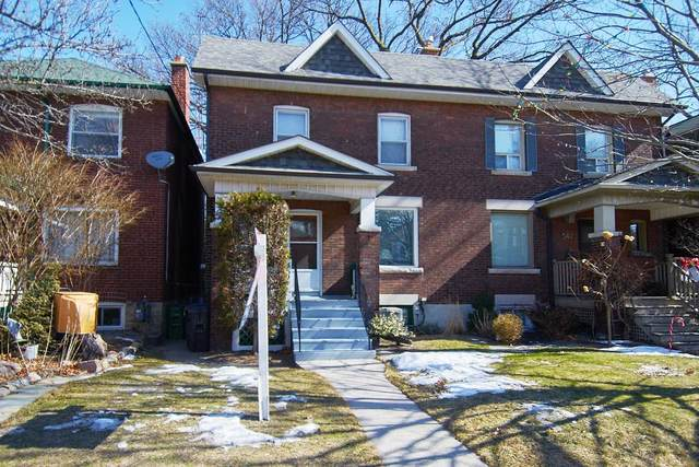 549 Beresford Ave, Toronto, ON M6S 3C2 (MLS #W5136731) :: Forest Hill Real Estate Inc Brokerage Barrie Innisfil Orillia