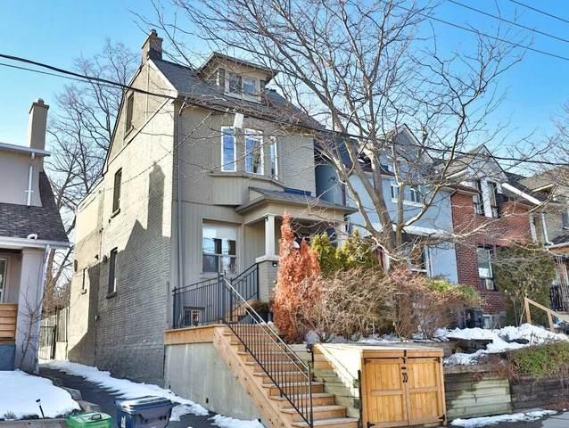 4 Via Italia, Toronto, ON M6H 3R2 (MLS #W5136758) :: Forest Hill Real Estate Inc Brokerage Barrie Innisfil Orillia