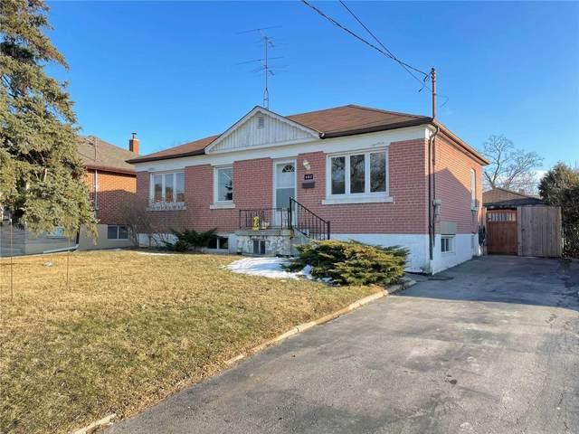 407 Rustic Rd, Toronto, ON M6L 1W8 (MLS #W5136826) :: Forest Hill Real Estate Inc Brokerage Barrie Innisfil Orillia