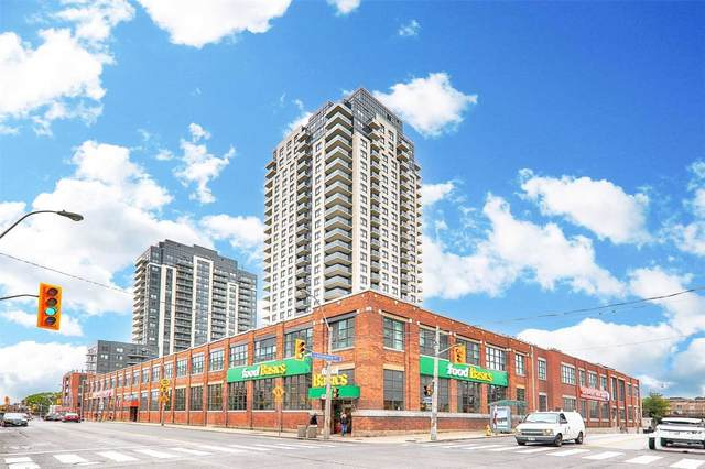 1420 Dupont St #1410, Toronto, ON M6H 0C2 (MLS #W5136988) :: Forest Hill Real Estate Inc Brokerage Barrie Innisfil Orillia