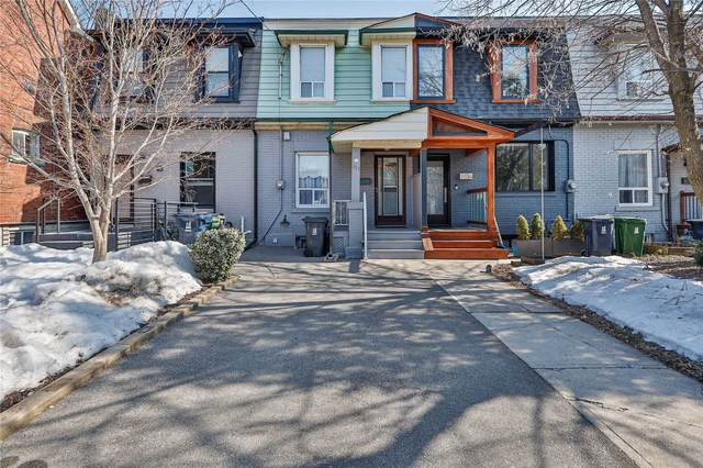 111 Salem Ave, Toronto, ON M6H 3C2 (MLS #W5136997) :: Forest Hill Real Estate Inc Brokerage Barrie Innisfil Orillia