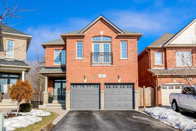 18 Beaumont Crt, Halton Hills, ON L7G 0C7 (MLS #W5137121) :: Forest Hill Real Estate Inc Brokerage Barrie Innisfil Orillia