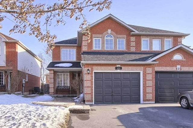 121 Mowat Cres, Halton Hills, ON L7G 6C7 (MLS #W5137183) :: Forest Hill Real Estate Inc Brokerage Barrie Innisfil Orillia
