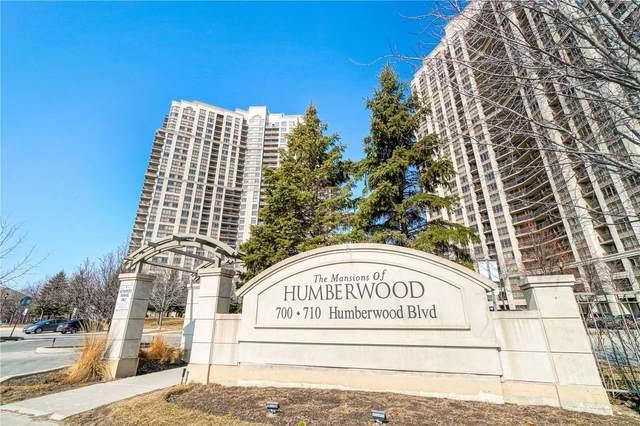 700 Humberwood Blvd #1623, Toronto, ON M9W 7J4 (MLS #W5137269) :: Forest Hill Real Estate Inc Brokerage Barrie Innisfil Orillia