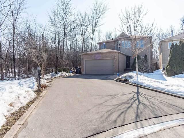 18 Nymark Pl, Brampton, ON L6S 5T6 (MLS #W5137343) :: Forest Hill Real Estate Inc Brokerage Barrie Innisfil Orillia