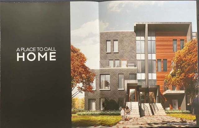 400 The East Mall #102, Toronto, ON M9B 3Z9 (MLS #W5137463) :: Forest Hill Real Estate Inc Brokerage Barrie Innisfil Orillia