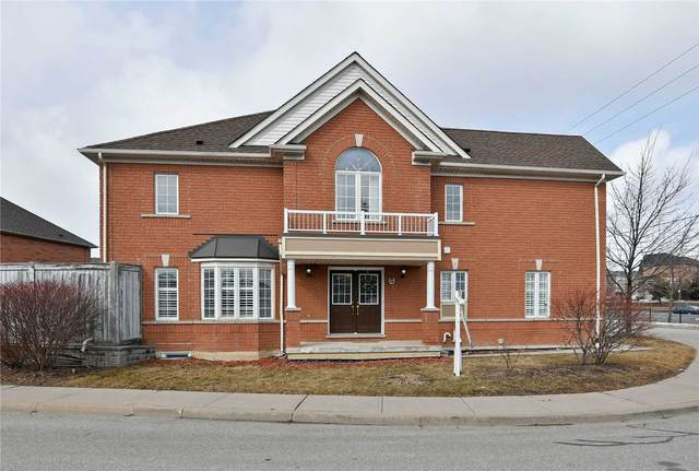 770 Othello Crt #64, Mississauga, ON L5W 1Y2 (MLS #W5137494) :: Forest Hill Real Estate Inc Brokerage Barrie Innisfil Orillia