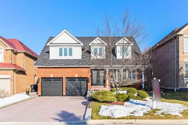 3361 Azelia Crt, Mississauga, ON L5N 7E7 (MLS #W5137555) :: Forest Hill Real Estate Inc Brokerage Barrie Innisfil Orillia