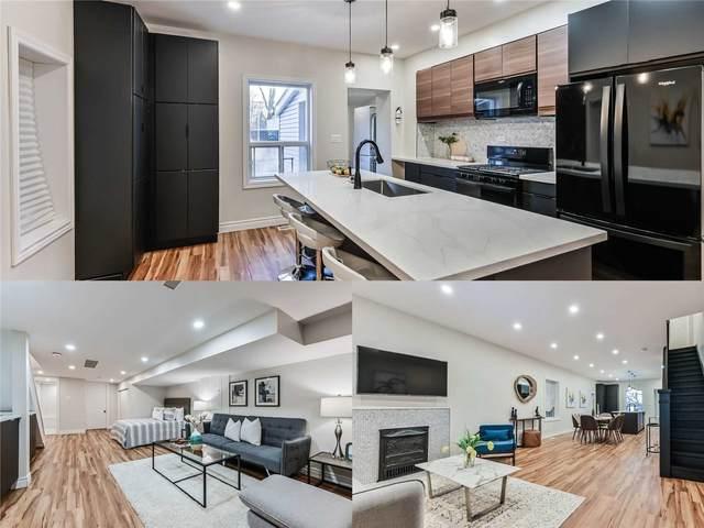 104 Harvie Ave, Toronto, ON M6E 4K3 (MLS #W5137609) :: Forest Hill Real Estate Inc Brokerage Barrie Innisfil Orillia