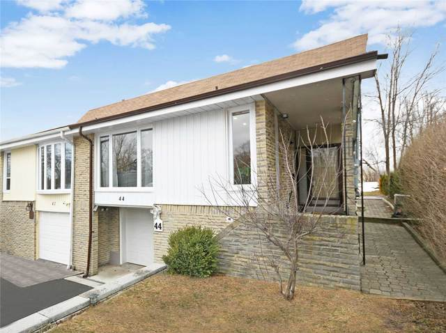 44 Falconer Dr, Mississauga, ON L5N 1M4 (MLS #W5137774) :: Forest Hill Real Estate Inc Brokerage Barrie Innisfil Orillia