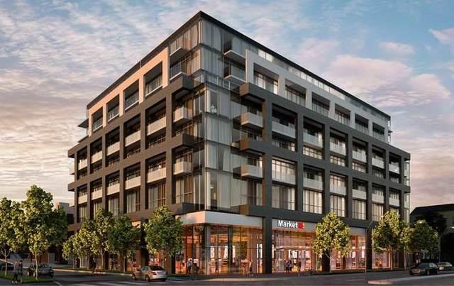 4208 W Dundas St #806, Toronto, ON M8X 1Y6 (MLS #W5137892) :: Forest Hill Real Estate Inc Brokerage Barrie Innisfil Orillia