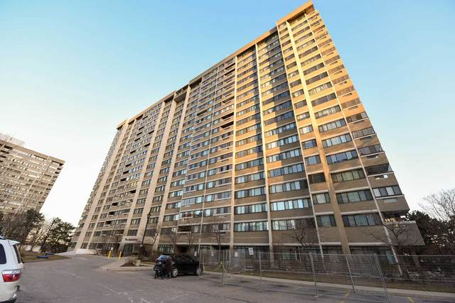 50 E Elm Dr #405, Mississauga, ON L5A 3X2 (MLS #W5137933) :: Forest Hill Real Estate Inc Brokerage Barrie Innisfil Orillia