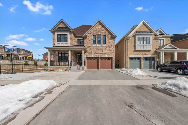 10 Mugford Cres, Brampton, ON L6Y 6A7 (MLS #W5138026) :: Forest Hill Real Estate Inc Brokerage Barrie Innisfil Orillia