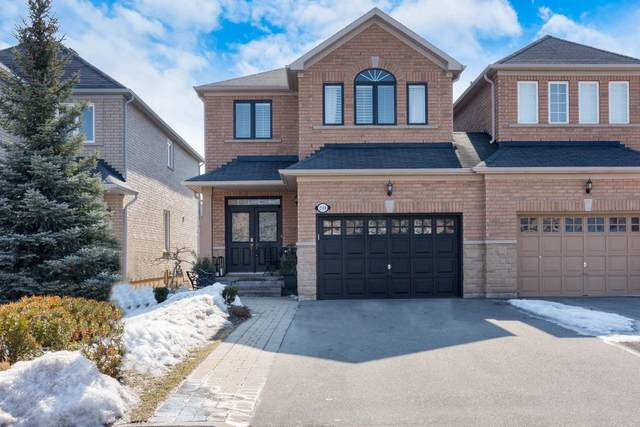 2140 Redstone Cres, Oakville, ON L6M 5B2 (MLS #W5138087) :: Forest Hill Real Estate Inc Brokerage Barrie Innisfil Orillia