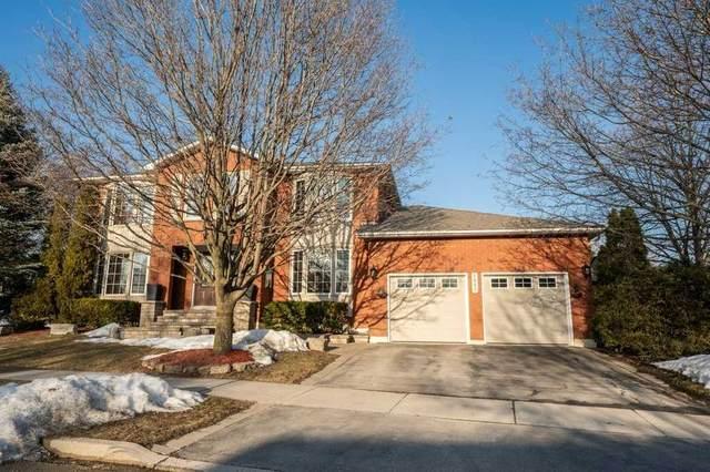 1557 Stationmaster Lane, Oakville, ON L6M 3A9 (MLS #W5138101) :: Forest Hill Real Estate Inc Brokerage Barrie Innisfil Orillia