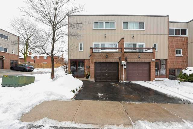 400 Bloor St #61, Mississauga, ON L5A 3M8 (MLS #W5138142) :: Forest Hill Real Estate Inc Brokerage Barrie Innisfil Orillia