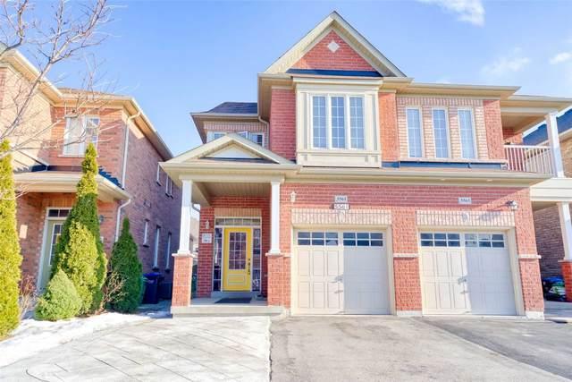 5561 Fudge Terr, Mississauga, ON L5M 0N3 (MLS #W5138214) :: Forest Hill Real Estate Inc Brokerage Barrie Innisfil Orillia