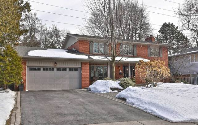 1654 Ruscombe Clse, Mississauga, ON L5J 1J3 (MLS #W5138216) :: Forest Hill Real Estate Inc Brokerage Barrie Innisfil Orillia