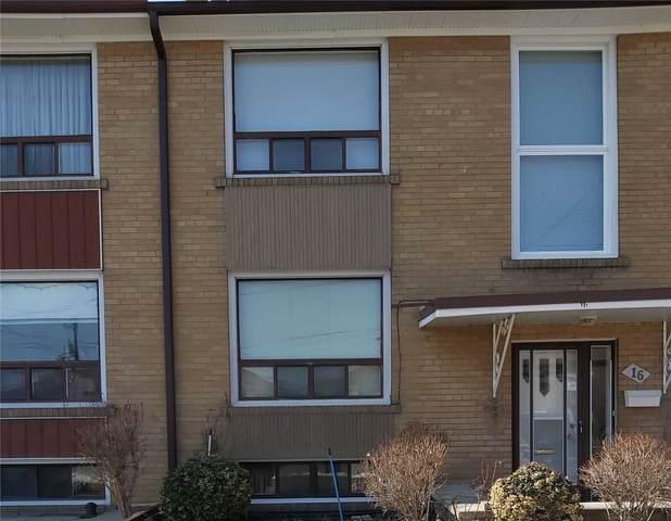16 Sonnet Crt, Toronto, ON M6L 1J7 (MLS #W5138342) :: Forest Hill Real Estate Inc Brokerage Barrie Innisfil Orillia