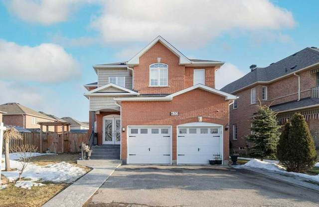 632 Kaiser Dr, Mississauga, ON L5W 1V8 (MLS #W5138428) :: Forest Hill Real Estate Inc Brokerage Barrie Innisfil Orillia