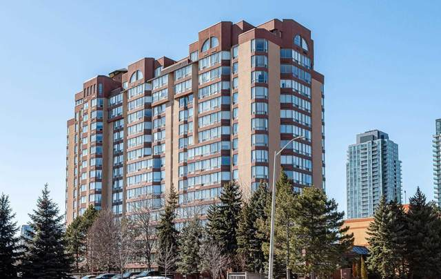 25 W Fairview Rd #205, Mississauga, ON L5B 3Y8 (MLS #W5138437) :: Forest Hill Real Estate Inc Brokerage Barrie Innisfil Orillia