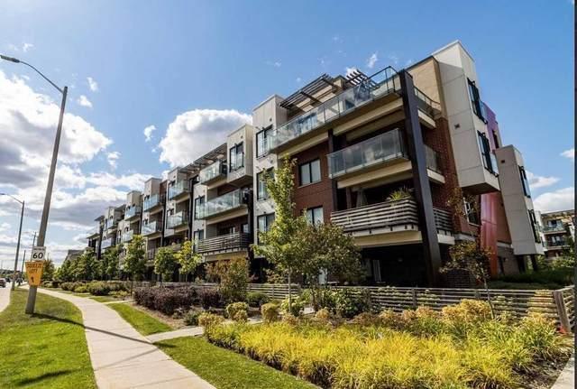 5005 Harvard Rd #312, Mississauga, ON L5M 0X1 (MLS #W5138457) :: Forest Hill Real Estate Inc Brokerage Barrie Innisfil Orillia