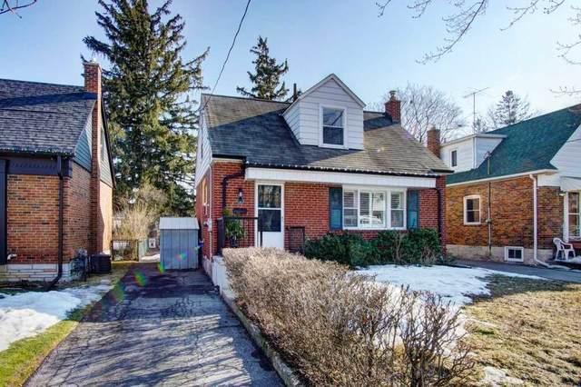 37 W Lippincott St, Toronto, ON M9N 1B3 (MLS #W5138512) :: Forest Hill Real Estate Inc Brokerage Barrie Innisfil Orillia