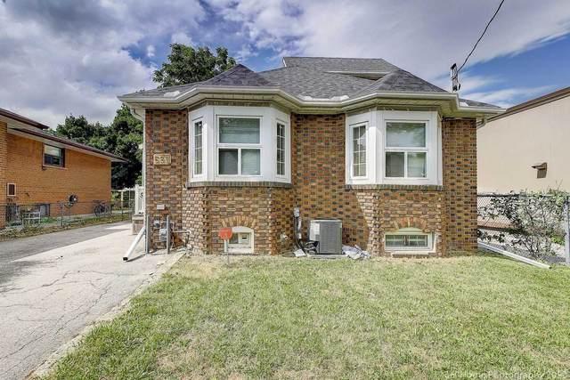 583 Burnhamthorpe Rd, Toronto, ON M9C 2Y3 (MLS #W5138571) :: Forest Hill Real Estate Inc Brokerage Barrie Innisfil Orillia