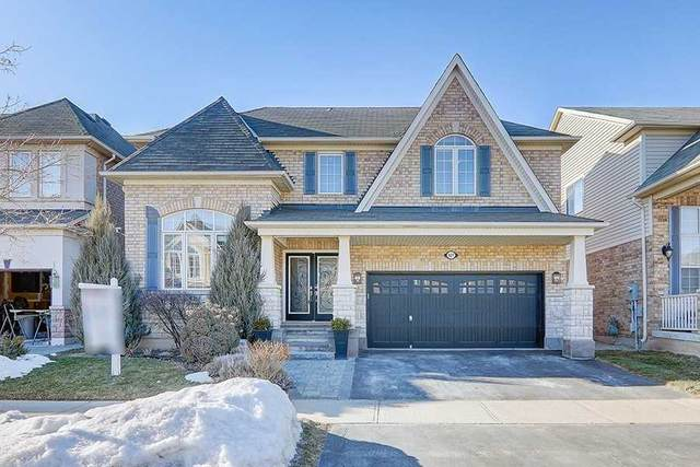 827 Bessy Tr, Milton, ON L9T 0G5 (MLS #W5138863) :: Forest Hill Real Estate Inc Brokerage Barrie Innisfil Orillia