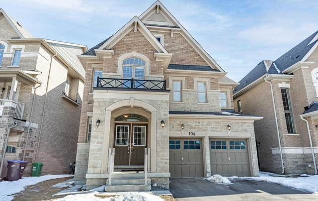 104 Roulette Cres, Brampton, ON L7A 4R5 (MLS #W5138871) :: Forest Hill Real Estate Inc Brokerage Barrie Innisfil Orillia