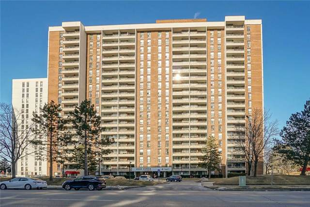 4 Kings Cross Rd #1712, Brampton, ON L6T 3X8 (MLS #W5139212) :: Forest Hill Real Estate Inc Brokerage Barrie Innisfil Orillia