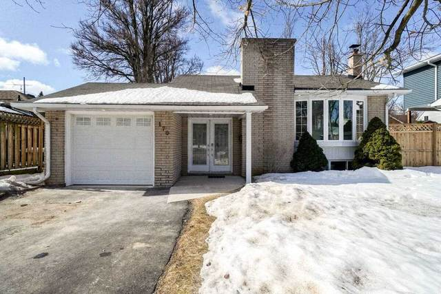 170 Tyler Ave, Halton Hills, ON L7J 1V3 (MLS #W5139246) :: Forest Hill Real Estate Inc Brokerage Barrie Innisfil Orillia