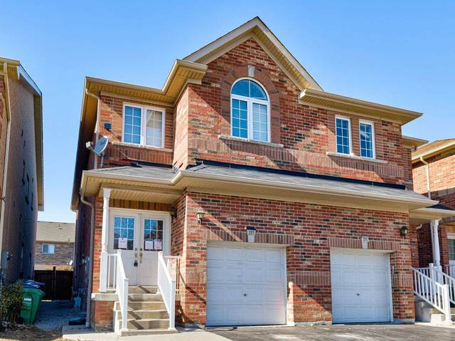 257 Comiskey Cres, Mississauga, ON L5W 0C4 (MLS #W5139305) :: Forest Hill Real Estate Inc Brokerage Barrie Innisfil Orillia