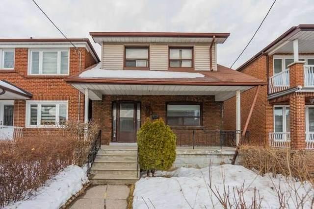 236 Belgravia Ave, Toronto, ON M6E 2M8 (MLS #W5139390) :: Forest Hill Real Estate Inc Brokerage Barrie Innisfil Orillia