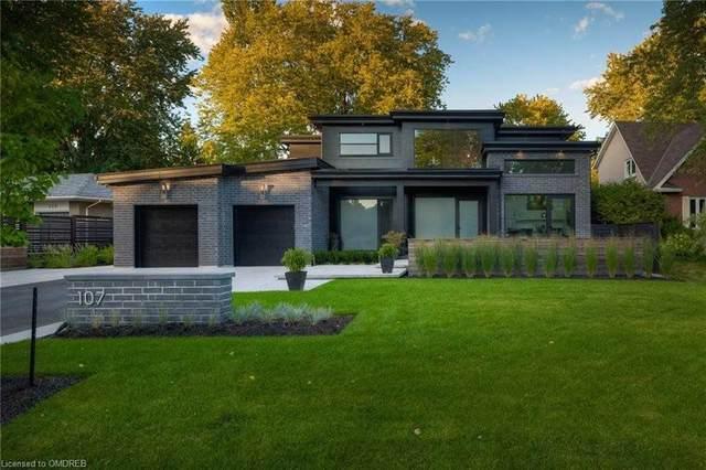 107 Westminster Dr, Oakville, ON L6L 4H3 (MLS #W5139758) :: Forest Hill Real Estate Inc Brokerage Barrie Innisfil Orillia