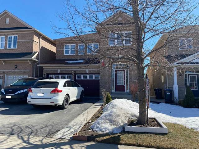 73 Pantomine Blvd, Brampton, ON L6Y 5N3 (MLS #W5139778) :: Forest Hill Real Estate Inc Brokerage Barrie Innisfil Orillia