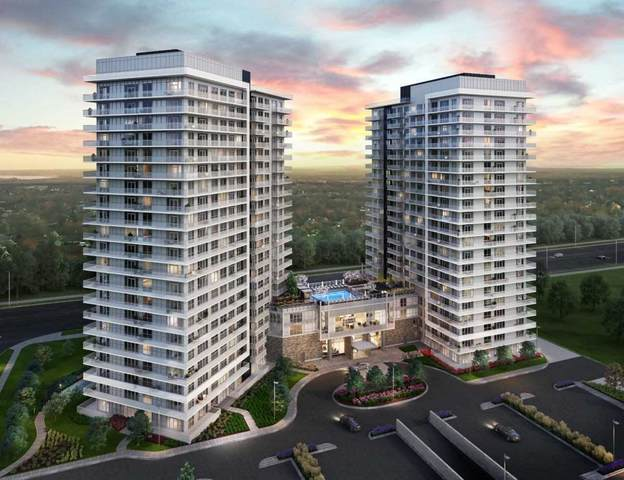 4655 Metcalfe Ave #1109, Mississauga, ON L5M 4N7 (MLS #W5139928) :: Forest Hill Real Estate Inc Brokerage Barrie Innisfil Orillia