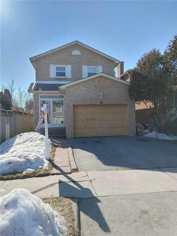 16 W Cortez Crt, Brampton, ON L6X 3Z1 (MLS #W5140126) :: Forest Hill Real Estate Inc Brokerage Barrie Innisfil Orillia