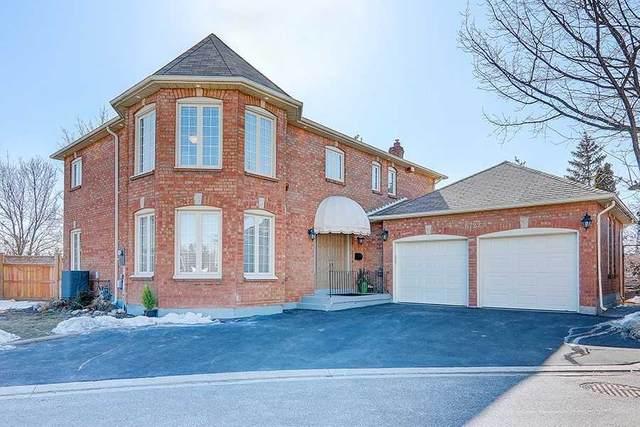 6722 Snow Goose Lane, Mississauga, ON L5N 5J1 (MLS #W5140172) :: Forest Hill Real Estate Inc Brokerage Barrie Innisfil Orillia