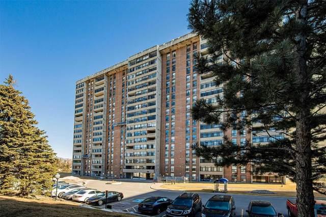 25 Kensington Rd #707, Brampton, ON L6T 3W8 (MLS #W5140271) :: Forest Hill Real Estate Inc Brokerage Barrie Innisfil Orillia