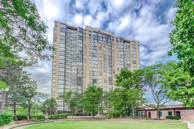 285 W Enfield Pl #705, Mississauga, ON L5B 3Y6 (MLS #W5140321) :: Forest Hill Real Estate Inc Brokerage Barrie Innisfil Orillia