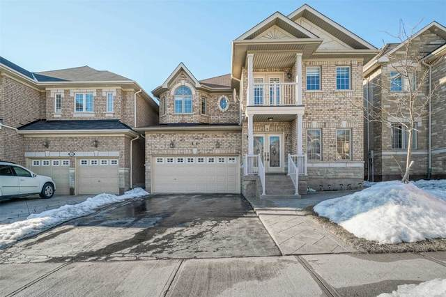 24 Coin St, Brampton, ON L6Y 5R2 (MLS #W5140511) :: Forest Hill Real Estate Inc Brokerage Barrie Innisfil Orillia