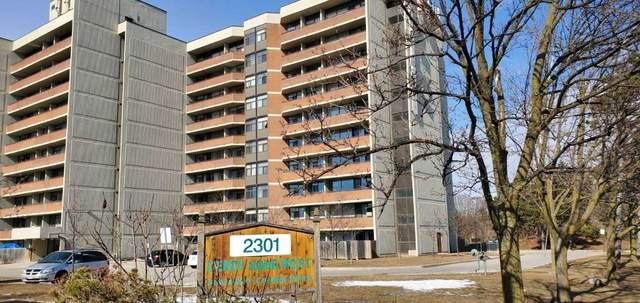 2301 W Derry Rd #302, Mississauga, ON L5N 2R4 (MLS #W5140525) :: Forest Hill Real Estate Inc Brokerage Barrie Innisfil Orillia