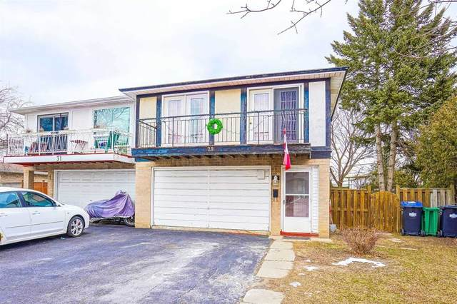 29 E Gainsborough Rd, Brampton, ON L6S 1X2 (MLS #W5140582) :: Forest Hill Real Estate Inc Brokerage Barrie Innisfil Orillia