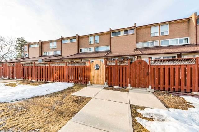 252 John Garland Blvd #173, Toronto, ON M9V 1N8 (MLS #W5140596) :: Forest Hill Real Estate Inc Brokerage Barrie Innisfil Orillia