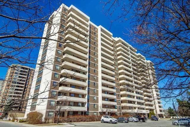 3 Lisa St #1405, Brampton, ON L6T 4A2 (MLS #W5140654) :: Forest Hill Real Estate Inc Brokerage Barrie Innisfil Orillia